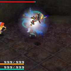 Attack used if player is standing on Latov.