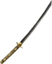 FFXI Great Katana 7