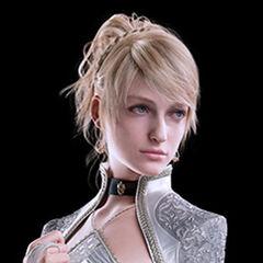 Portrait from the <i>Kingsglaive: Final Fantasy XV</i> website.