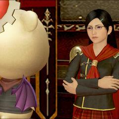Queen's render in game.