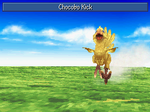 FFIVDS Chocobo Kick