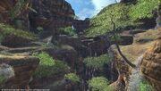 FFXIV Thanalan Canyon