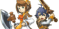 List of Final Fantasy Crystal Chronicles: Echoes of Time characters