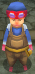 Engineer NPC render ffiv ios