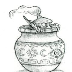 Magic Pot.
