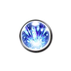 Icon for Glacier Arrow.