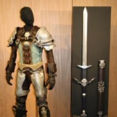 Another replica of the CG Midlander's armor.