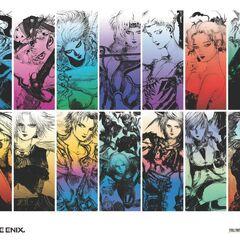 25th Anniversary poster.