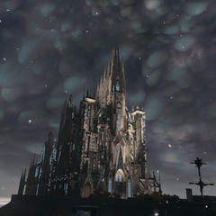 Luxerion Cathedral.