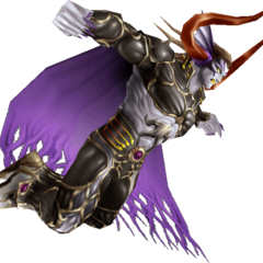 Exdeath's third outfit EX Mode in <i>Dissidia 012 Final Fantasy</i>, based on Neo Exdeath's sprite.