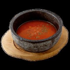 Hot stone soup