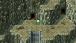 FFIV PSP Cave of Trials Entrance