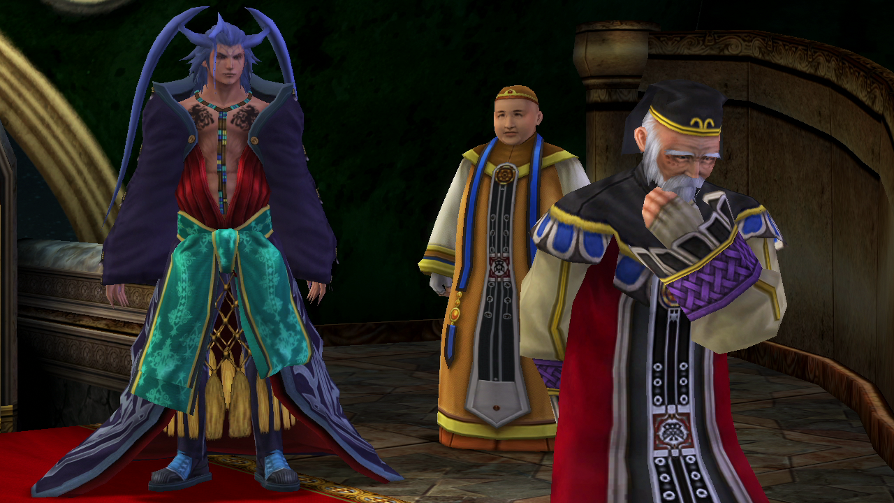Image result for final fantasy x maesters