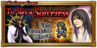 FFRK To Slay a Sorceress Event