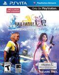 FFXX-2 HD Remaster Vita NA