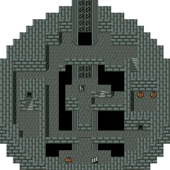 The third floor of Pazuzu's Tower.