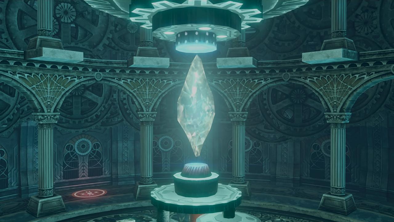Vermilion Bird Crystal Final Fantasy Wiki Fandom