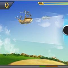 The Airship from <i>Final Fantasy V</i>.