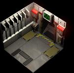ShinraBldg-ffvii-elevator