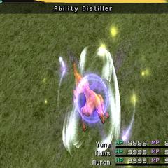 Ability Distiller.