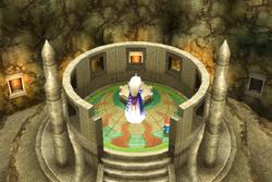 FFIV iOS Adamant Isle Grotto