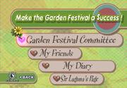 Festival Commitee Screen