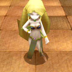 Barbariccia in the Tower of Zot from <i>Final Fantasy IV</i> (3D).
