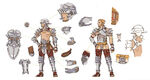 Dalmascan soldier
