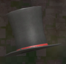 LRFFXIII Formal Silk Hat