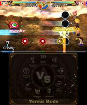 TFFCC - Versus Mode Battle