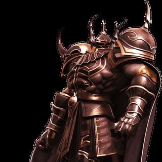 CG Render from <i>Dissidia Final Fantasy</i>.
