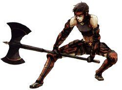 XI Warrior Artwork