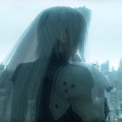 Kadaj's semblance to Sephiroth in <i>Advent Children Complete</i>