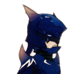 Akira Oguro concept art of Kain (DS).
