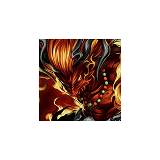 ★1 Ifrit's portrait.