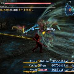 Fly, Enkidu!