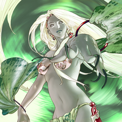 Artwork of Barbariccia's card.