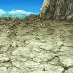 Battle background (PSP).