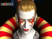 Kefka CGI artwork
