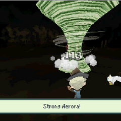 Strong Aerora in <i><a href=