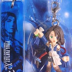 Yuna Songstress phone strap.
