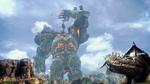 Titan Eats Adamantoise