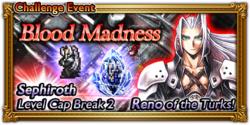 FFRK Blood Madness Event