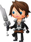 Squall dans Theatrhythm Final Fantasy