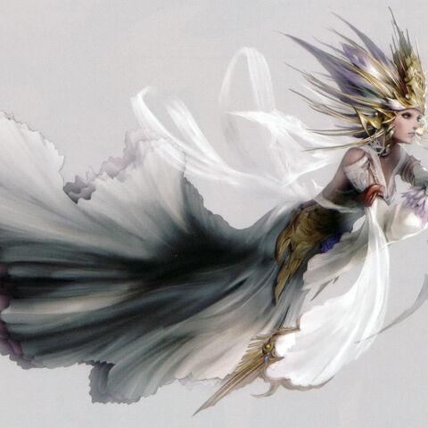 Concept art of Diva.