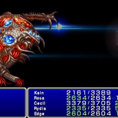Elixir in-game (PSP).