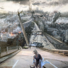 Artwork received at the end of the demo.