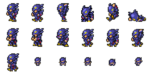 FFRK Dark Knight Cecil sprites
