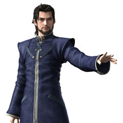 Reeve render from <i>Dirge of Cerberus</i>.