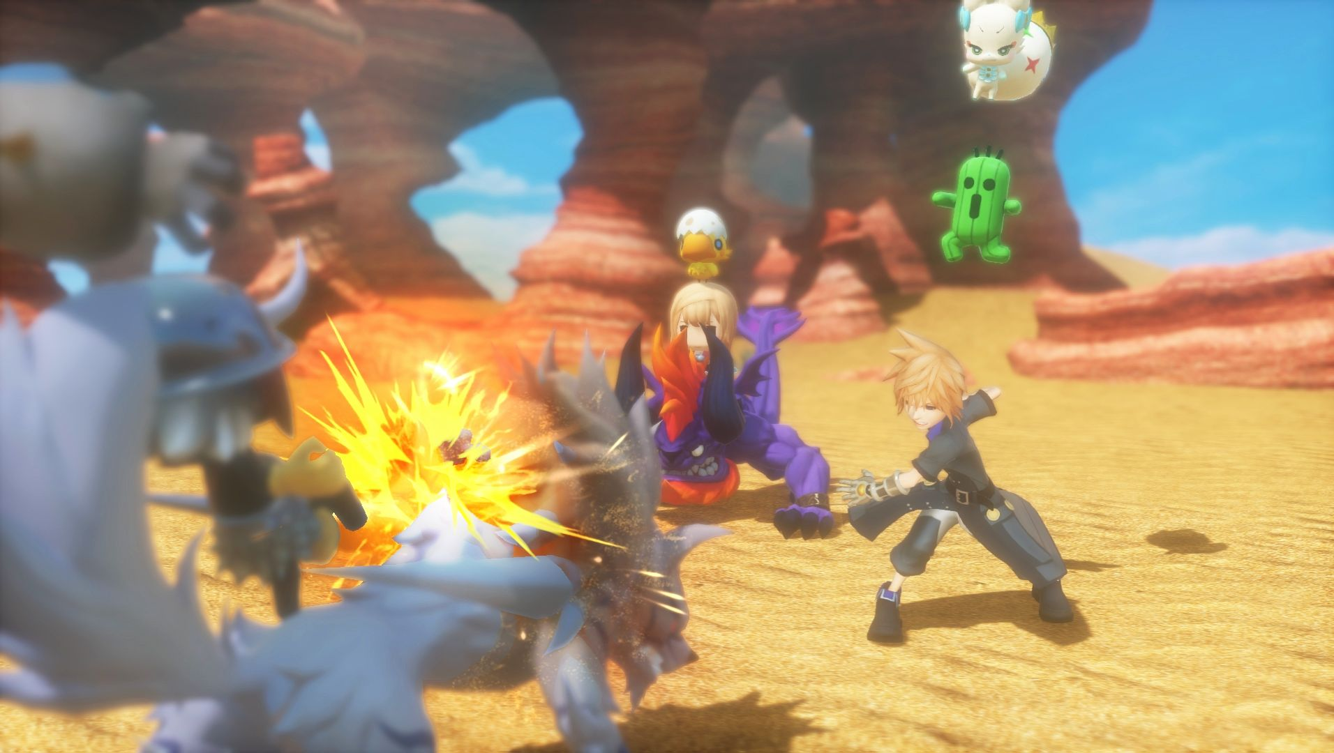 WOFF – Wenn Square Enix ein Pokemon macht   Shimapan Channel